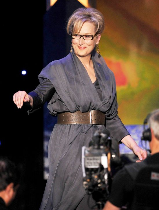 Schauspielerin Meryl Streep bei den Screen Actors Guild Awards (SAG)  - Bildquelle: getty-AFP