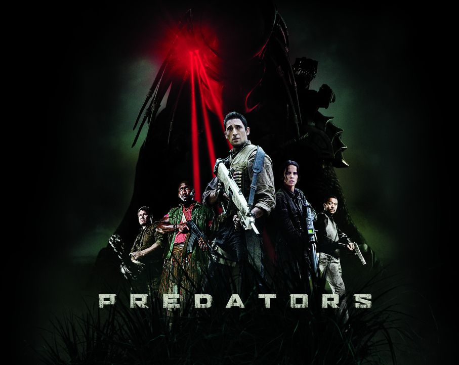 Predators - Artwork - Bildquelle: 2010 Twentieth Century Fox Film Corporation. All rights reserved.