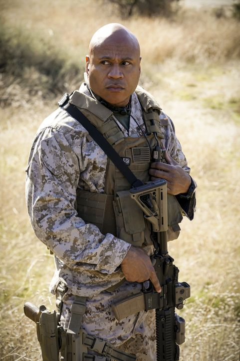 Sam Hanna (LL Cool J) - Bildquelle: Monty Brinton 2020 CBS Broadcasting, Inc. All Rights Reserved / Monty Brinton