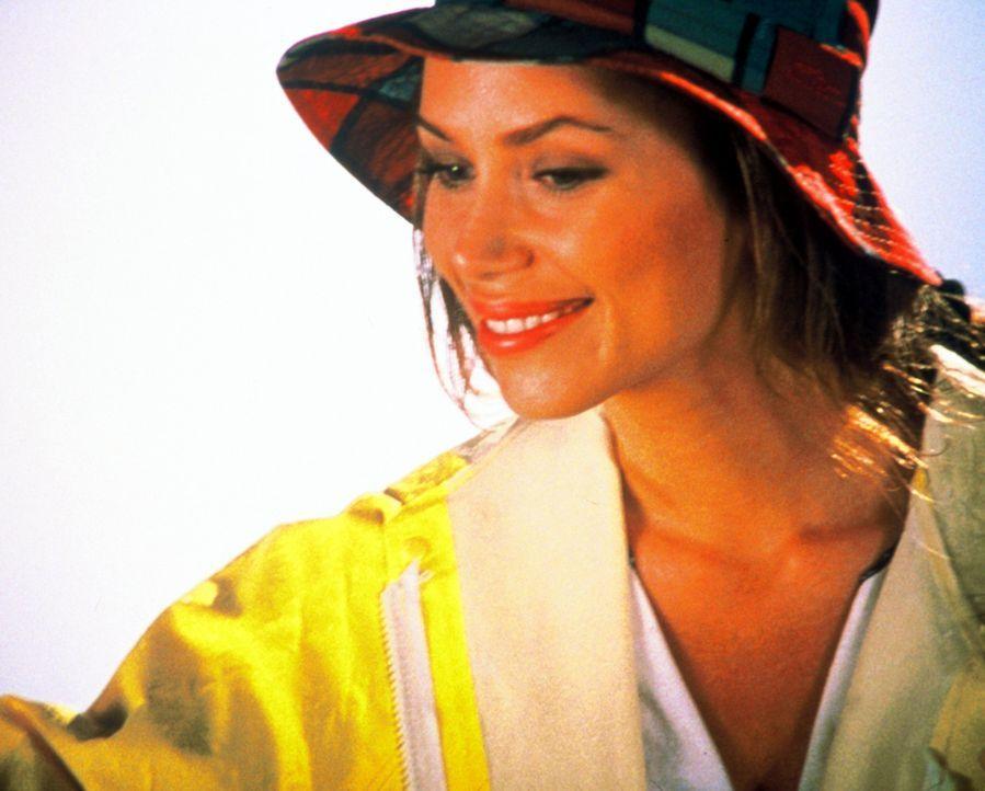 Noch ahnt Carrie (Brandi Sherwood) nicht, dass die schwimmende Bestie wieder zuschlagen wird ... - Bildquelle: Nu Image