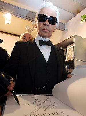 Bildergalerie Karl Lagerfeld | Frühstücksfernsehen | Ratgeber & Magazine - Bildquelle: AFP