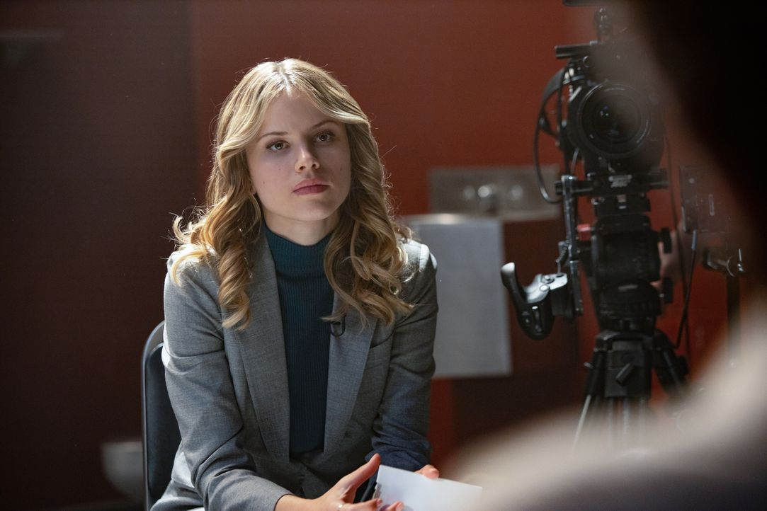 Ainsley Whitly (Halston Sage) - Bildquelle: 2019 Warner Bros. Entertainment Inc. All Rights Reserved.