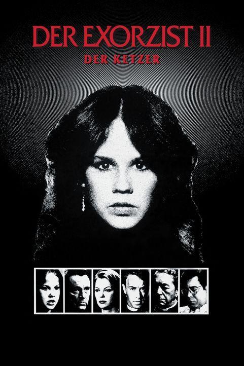 Der Exorzist II - Der Ketzer - Artwork - Bildquelle: 1977 Warner Bros. Entertainment Inc. All rights reserved.