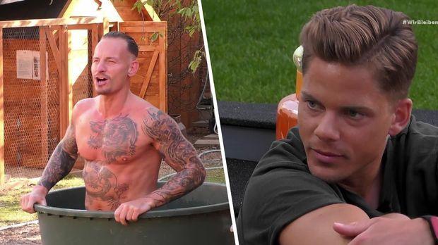 Big Brother - Big Brother - Folge 52: Cedric Lässt Die Maske Fallen Und Denny Die Hosen