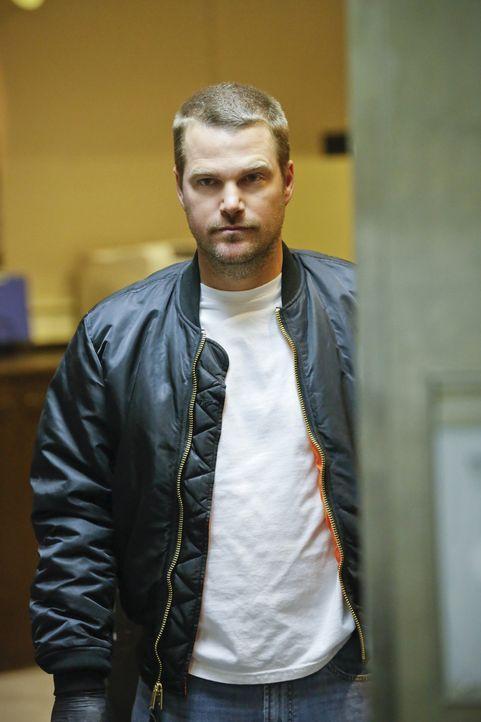 Befindet sich auf einer gefährlichen Undercover-Mission: Callen (Chris O'Donnell) ... - Bildquelle: Robert Voets CBS Studios Inc. All Rights Reserved.