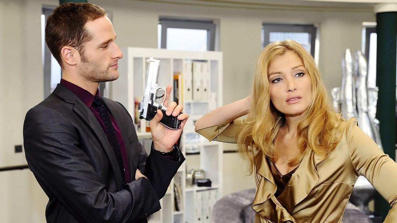 Anna-und-die-Liebe-Folge-540-04-SAT1-Oliver-Ziebe - Bildquelle: SAT.1/Oliver Ziebe