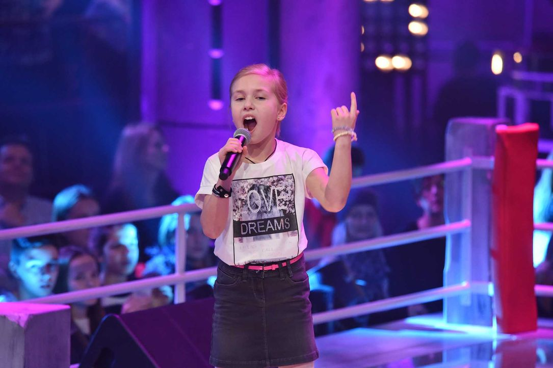 The-Voice-Kids-Stf04-Epi06-Auftritte-138-SAT1-André-Kowalski - Bildquelle: © SAT.1 / André Kowalski