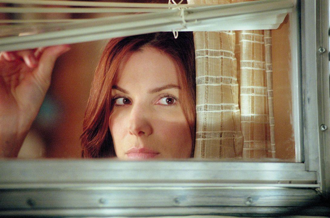 Auf Mörderjagd: die attraktive Cassie Mayweather (Sandra Bullock) ... - Bildquelle: Warner Brothers International Television Distribution Inc.