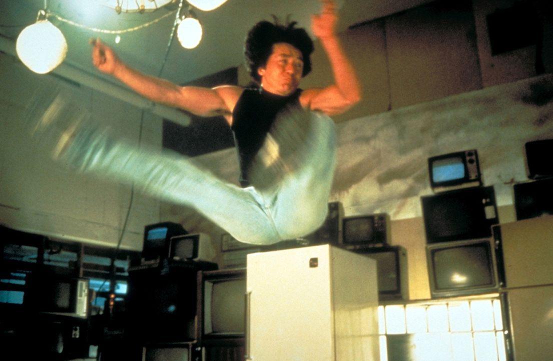 Hochkarätig: Ah Keung (Jackie Chan)! - Bildquelle: New Line Cinema