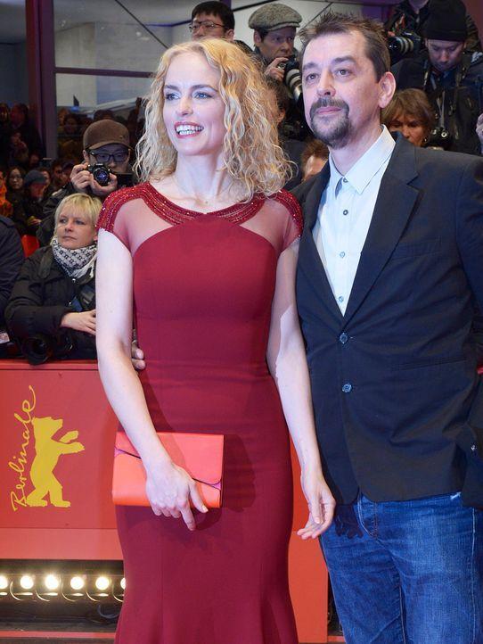 Berlinale-Nina-Hoss-Alex-Silva-14-02-06-AFP - Bildquelle: AFP