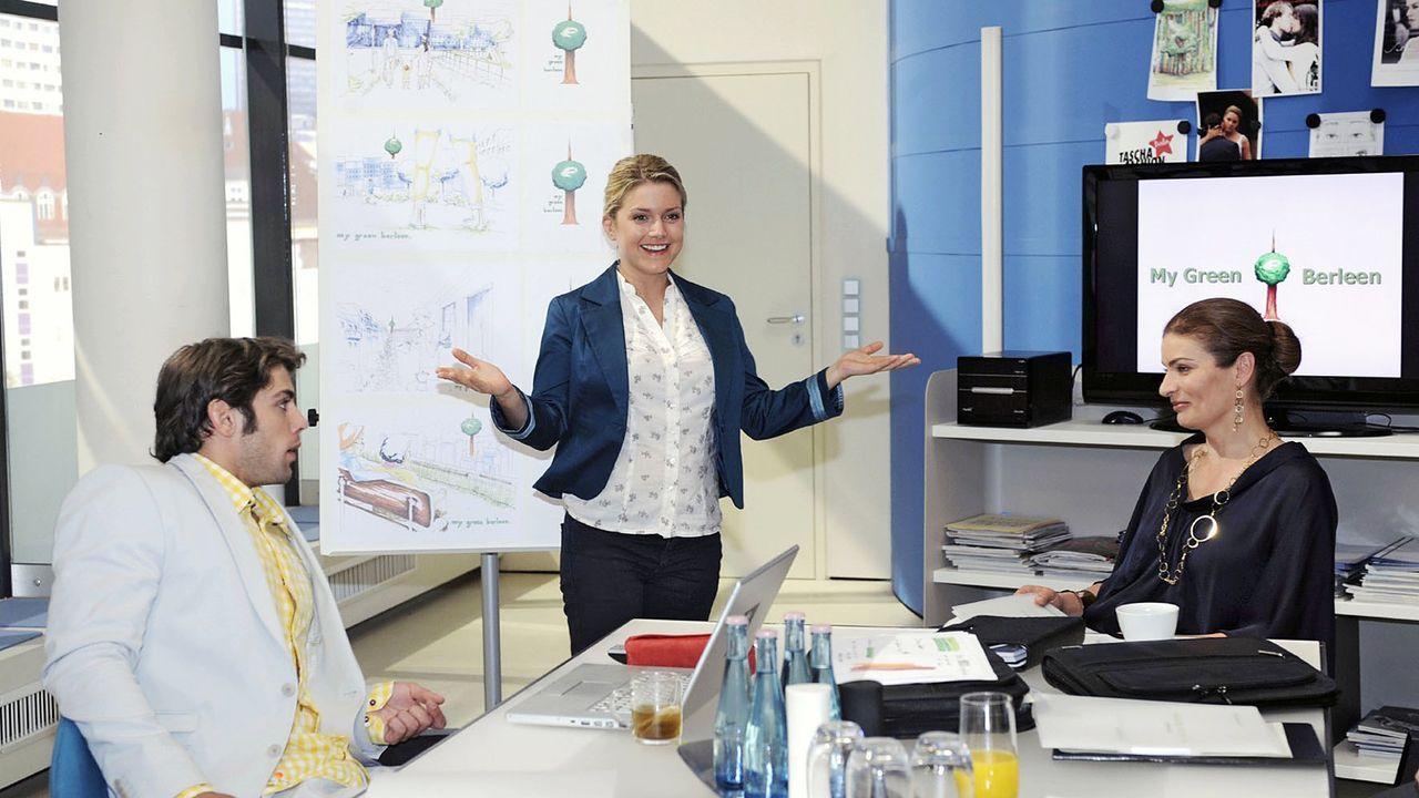 anna-und-die-liebe-Folge-209-01-SAT1-Oliver-Ziebe - Bildquelle: Sat.1/Oliver Ziebe