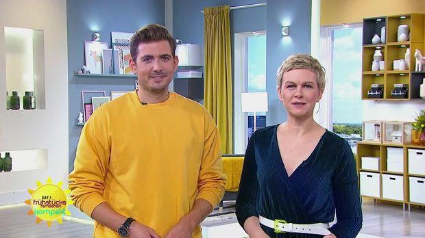 Frühstücksfernsehen - Frühstücksfernsehen - 28.11.2019: Vom Pinken Tutu Bis Hin Zu Schrillen Chinaprodukten