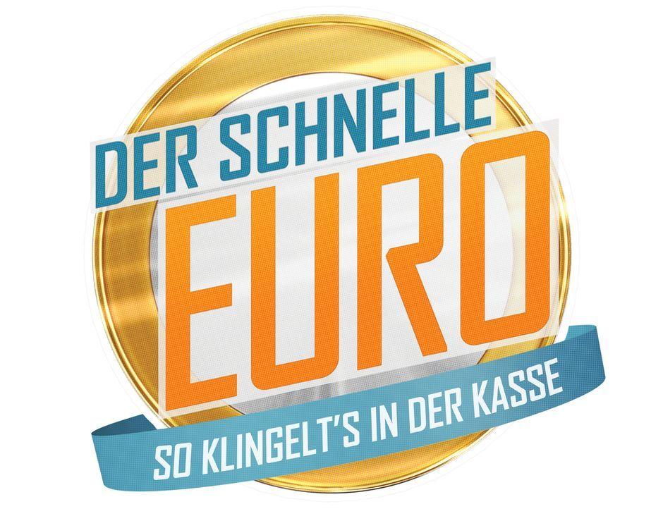 Der schnelle Euro - Logo - Bildquelle: SAT.1
