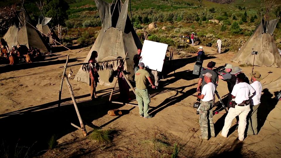 In-einem-wilden-Land-Making-of-Clips-Bilder7 - Bildquelle: SAT.1