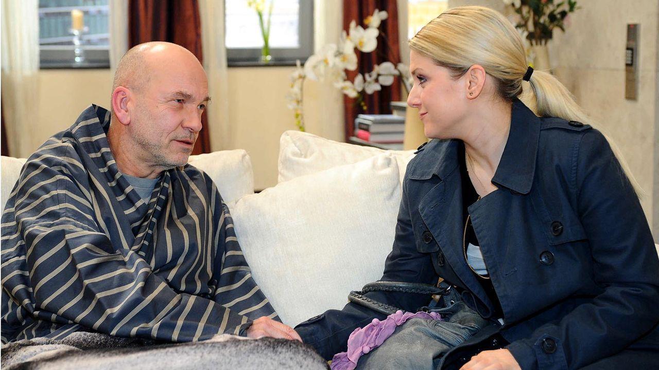Anna-und-die-Liebe-Folge-679-01-Sat1-Oliver-Ziebe - Bildquelle: Sat.1/Oliver Ziebe
