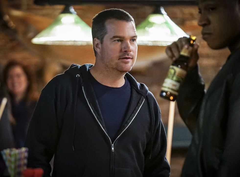 G. Callen (Chris O'Donnell, l.); Sam Hanna (LL Cool J, r.) - Bildquelle: Sonja Flemming 2019 CBS Broadcasting, Inc. All Rights Reserved. / Sonja Flemming