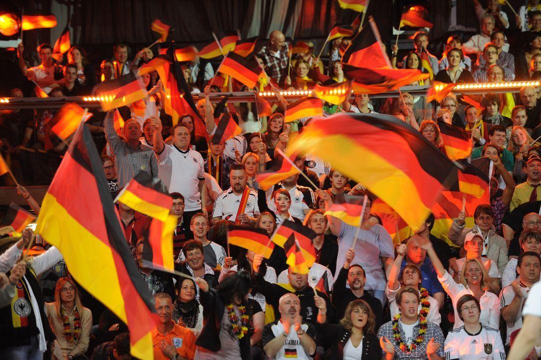Deutschland gegen Holland - Die Revanche - Bildquelle: Willi Weber SAT.1