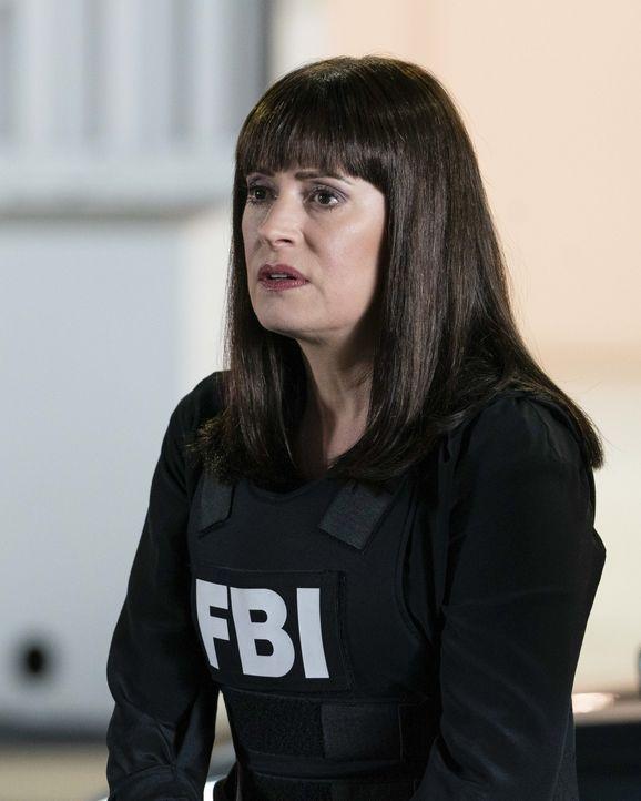 Emily Prentiss (Paget Brewster) - Bildquelle: Cliff Lipson ABC Studios / Cliff Lipson
