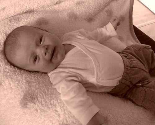 Niklas, der Sohn von Ramona und Patrick aus Bad Boll - Bildquelle: Sat1