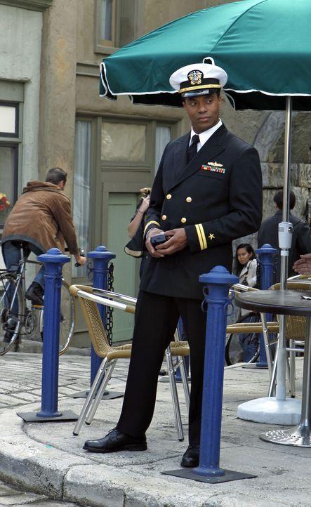 Ein Auftrag in Amsterdam vor 20 Jahren: Leon Vance (Rocky Carroll) ... - Bildquelle: CBS Television