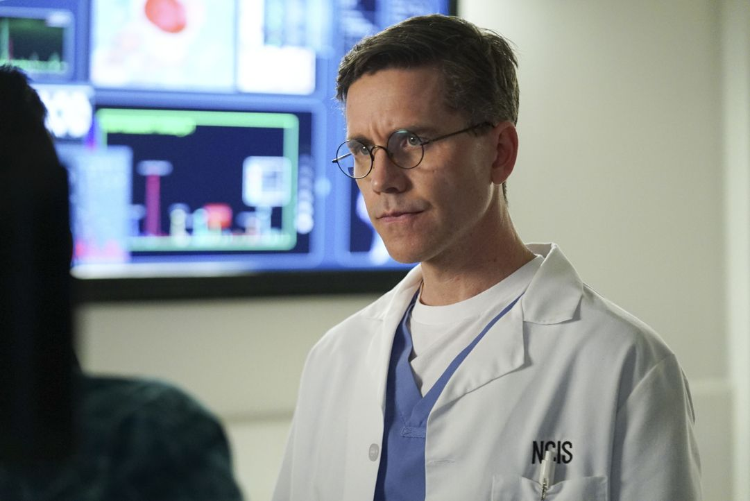 Jimmy Palmer (Brian Dietzen) - Bildquelle: Sonja Flemming 2018 CBS Broadcasting, Inc. All Rights Reserved / Sonja Flemming