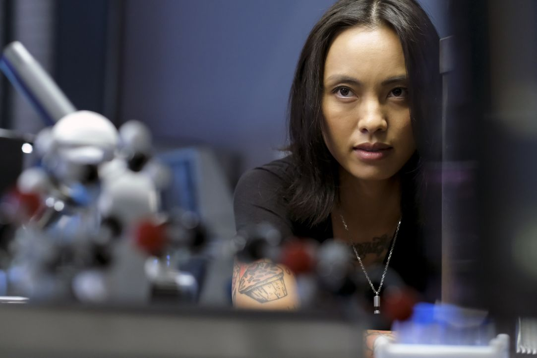 Desi Nguyen (Levy Tran) - Bildquelle: Mark Hill 2020 CBS Broadcasting, Inc. All Rights Reserved / Mark Hill