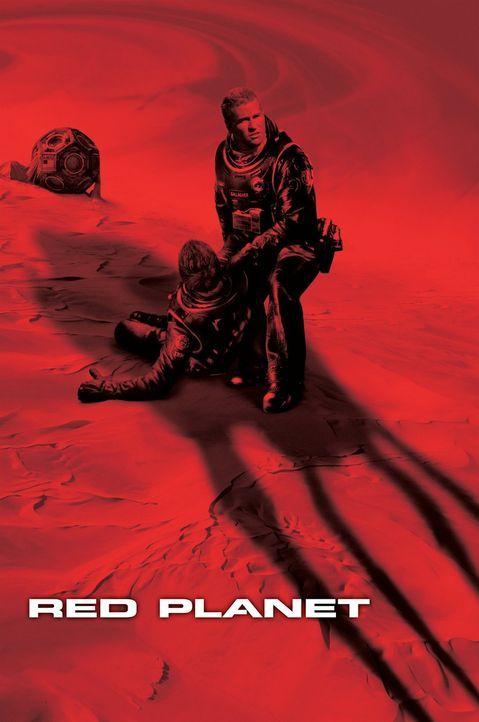 RED PLANET - Plakatmotiv - Bildquelle: Warner Bros. Entertainment Inc.