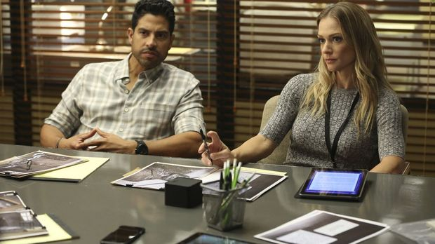 Criminal Minds - Criminal Minds - Staffel 14 Episode 2: Worte Aus Dem Grab