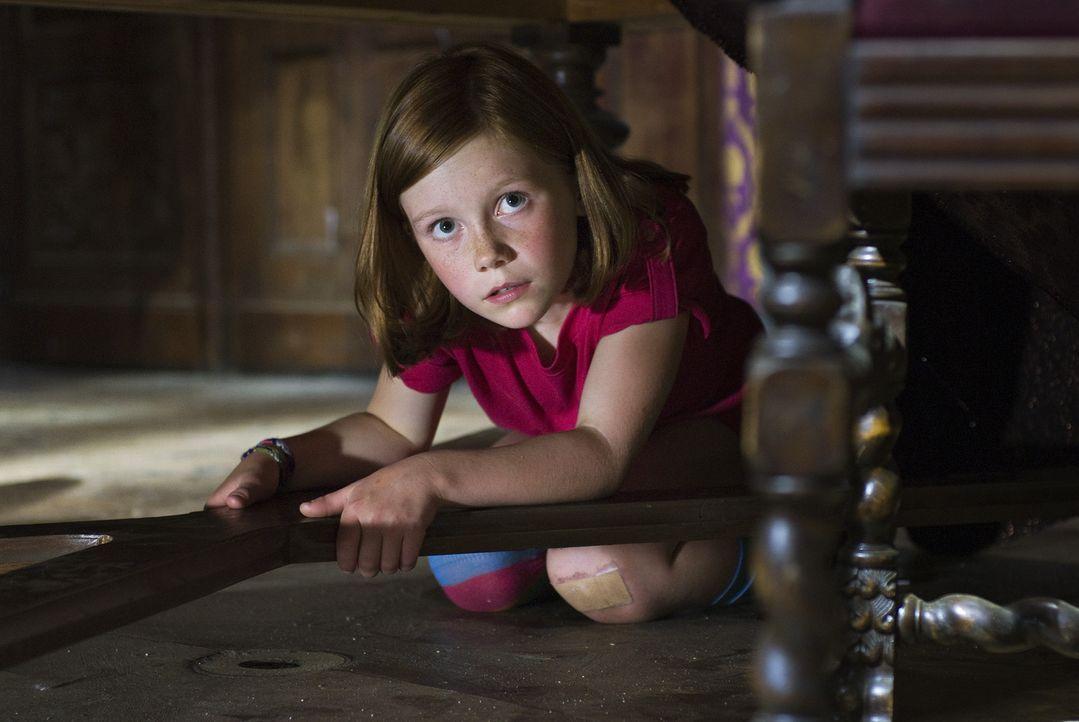 Lilli (Alina Freund) ist ein ganz normales Mädchen, das mit seiner Mutter und dem kleinen Bruder ein typisches Kleinfamilienleben führt. Das ände... - Bildquelle: Marco Nagel Disney