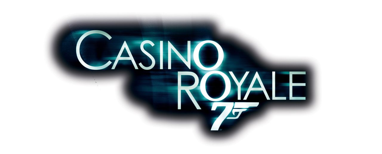 James Bond 007: Casino Royale - Logo - Bildquelle: 2006 DANJAQ, LLC, UNITED ARTISTS CORPORATION AND COLUMBIA PICTURES INDUSTRIES, INC. ALL RIGHTS RESERVED.