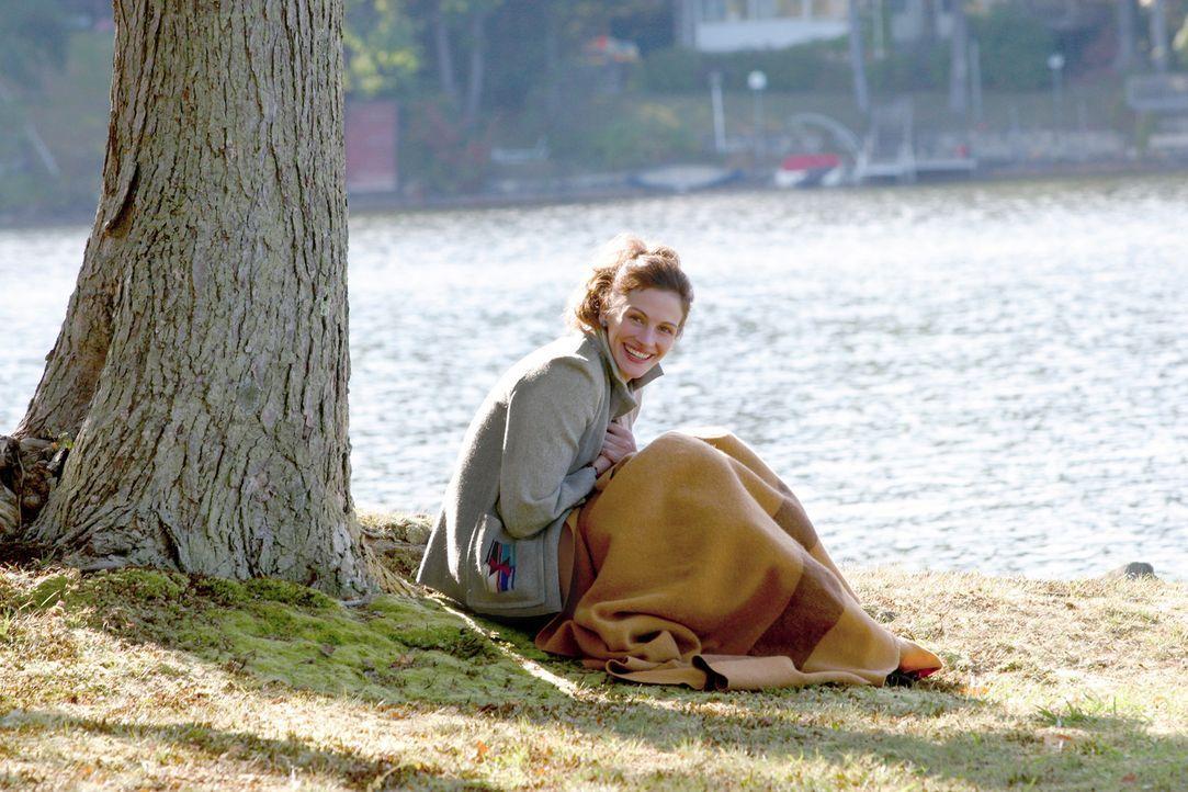 Als leidenschaftliche Dozentin möchte Katherine Watson (Julia Roberts) den jungen und reichen Studentinnen in Wellesley mehr vermitteln als nur Alt... - Bildquelle: 2004 Sony Pictures Television International. All Rights Reserved.