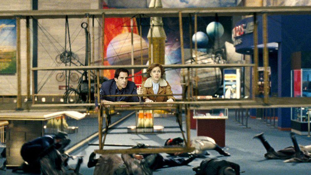 Nachts im Museum 2 - Bildquelle: 2009 Twentieth Century Fox Film Corporation. All rights reserved. Not for sale or duplication.