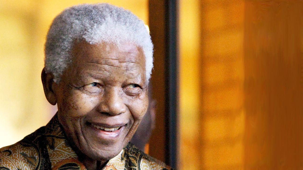 Nelson-Mandela-dpa - Bildquelle: dpa
