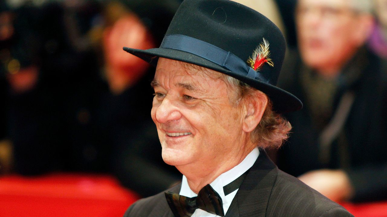 Berlinale-Bill-Murray-14-02-06-AFP - Bildquelle: AFP