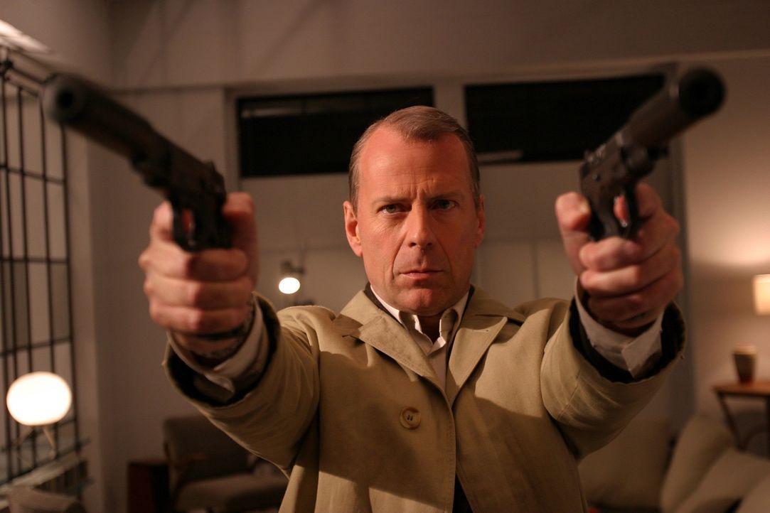 """Der Killer Mr. Goodkat (Bruce Willis), der den Sohn von Gangsterboss """"Der Rabbi"""" töten soll, verfolgt einen ganz eigenen Plan ... - Bildquelle: Metro-Goldwyn-Mayer (MGM)"""