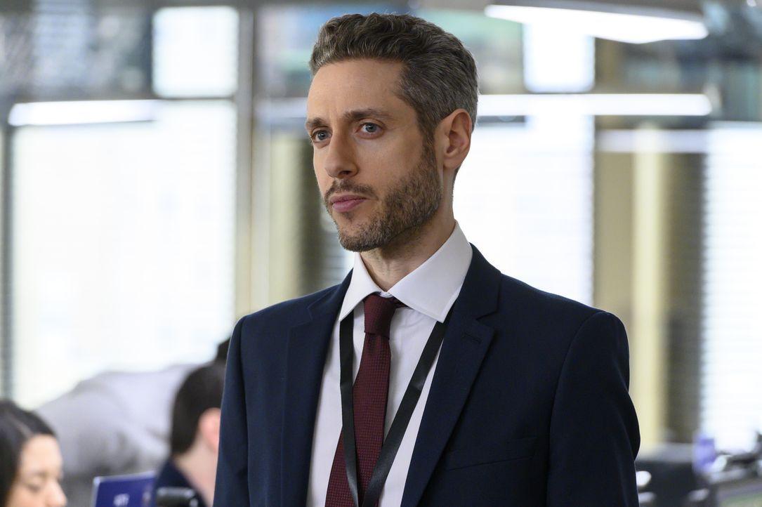 Spencer Briggs (Paulo Costanzo) - Bildquelle: David Giesbrecht 2019 CBS Broadcasting, Inc. All Rights Reserved / David Giesbrecht