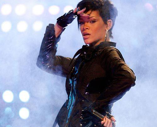 Galerie: Rihanna - Beauty aus Barbados - Bildquelle: getty - AFP