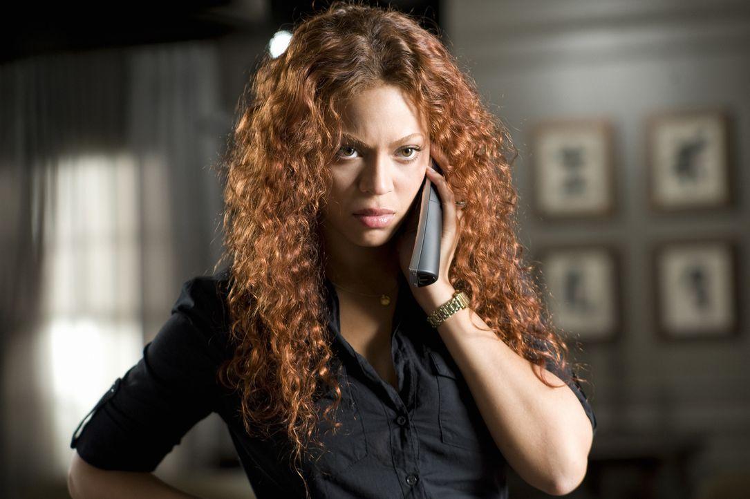 Sharon (Beyoncé Knowles) kennt wenig Skrupel, wenn ihre Familie in Gefahr ist ... - Bildquelle: 2009 Screen Gems, Inc. All Rights Reserved.