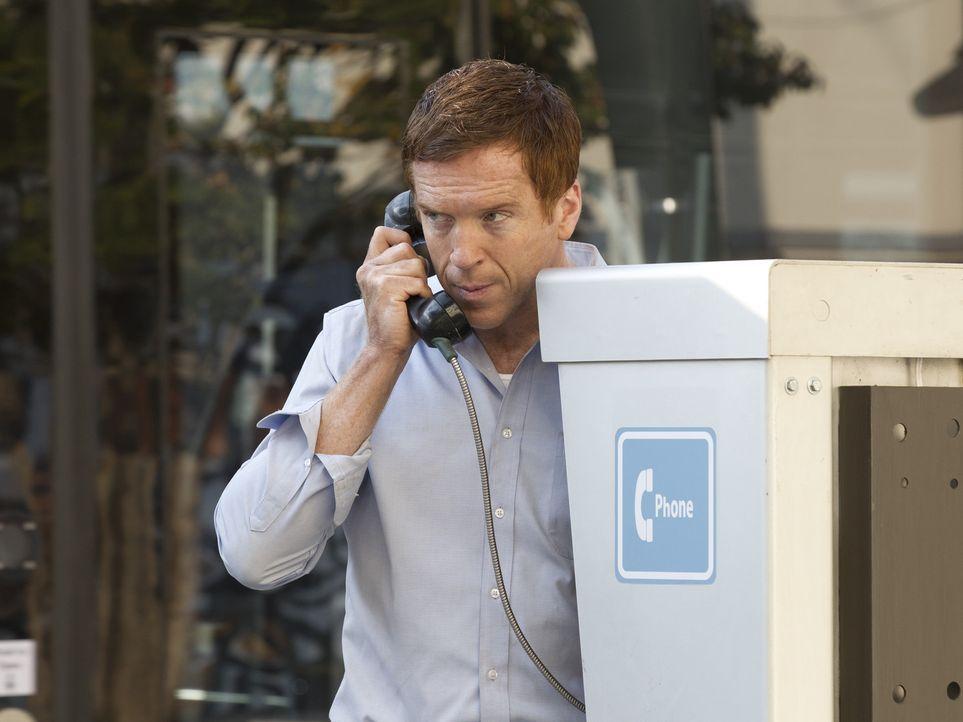 Versucht, seine Familie zu schützen: Brody (Damian Lewis) ... - Bildquelle: 20th Century Fox International Television