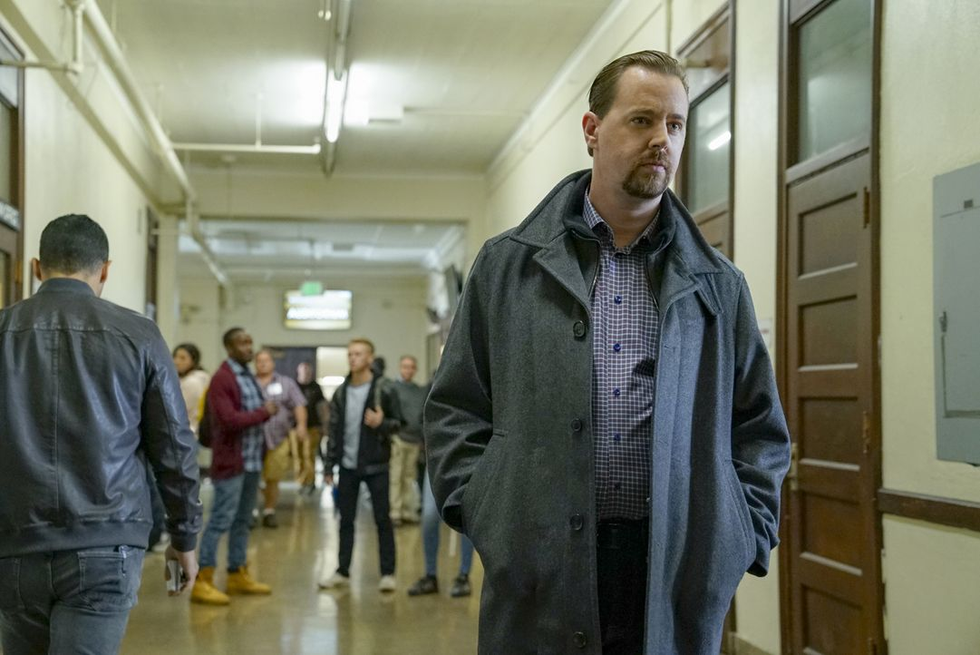 Timothy McGee (Sean Murray) - Bildquelle: Ali Goldstein 2018 CBS Broadcasting, Inc. All Rights Reserved/Ali Goldstein
