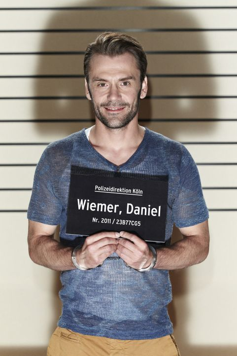 Lässt's krachen: Daniel Wiemer ... - Bildquelle: Guido Engels SAT.1