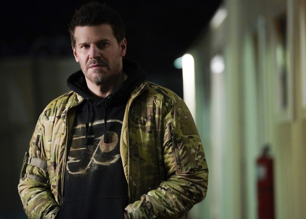 Jason Hayes (David Boreanaz) - Bildquelle: Cliff Lipson Cliff Lipson/CBS   2018 CBS Broadcasting, Inc. All Rights Reserved