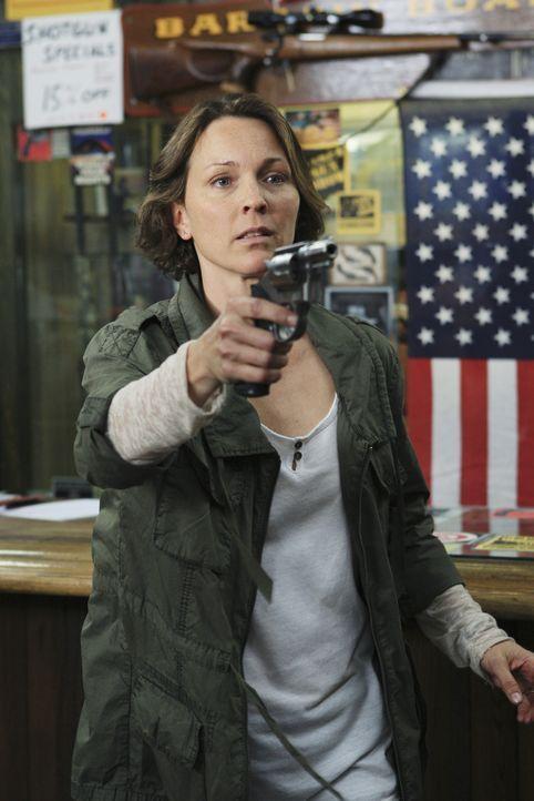 Das BAU-Team wird nach Tampa gerufen, um Shelley Chamberlain (Kelli Williams) zu stellen, die in einem Waffenladen ein Blutbad angerichtet hat ... - Bildquelle: ABC Studios