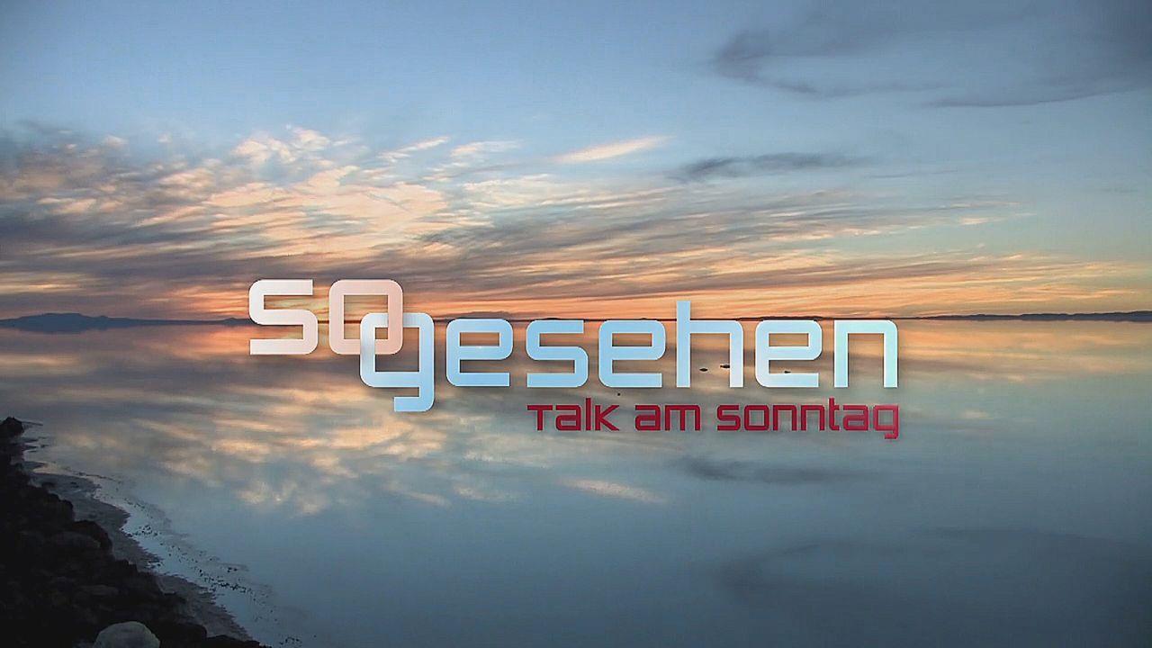 So gesehen - Talk am Sonntag - Logo - Bildquelle: SAT.1