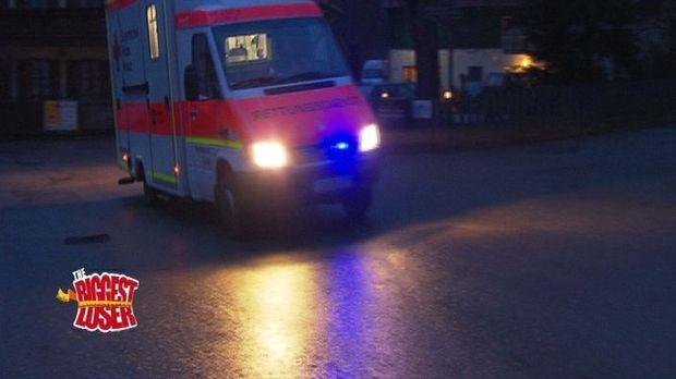 Krankenwageneinsatz