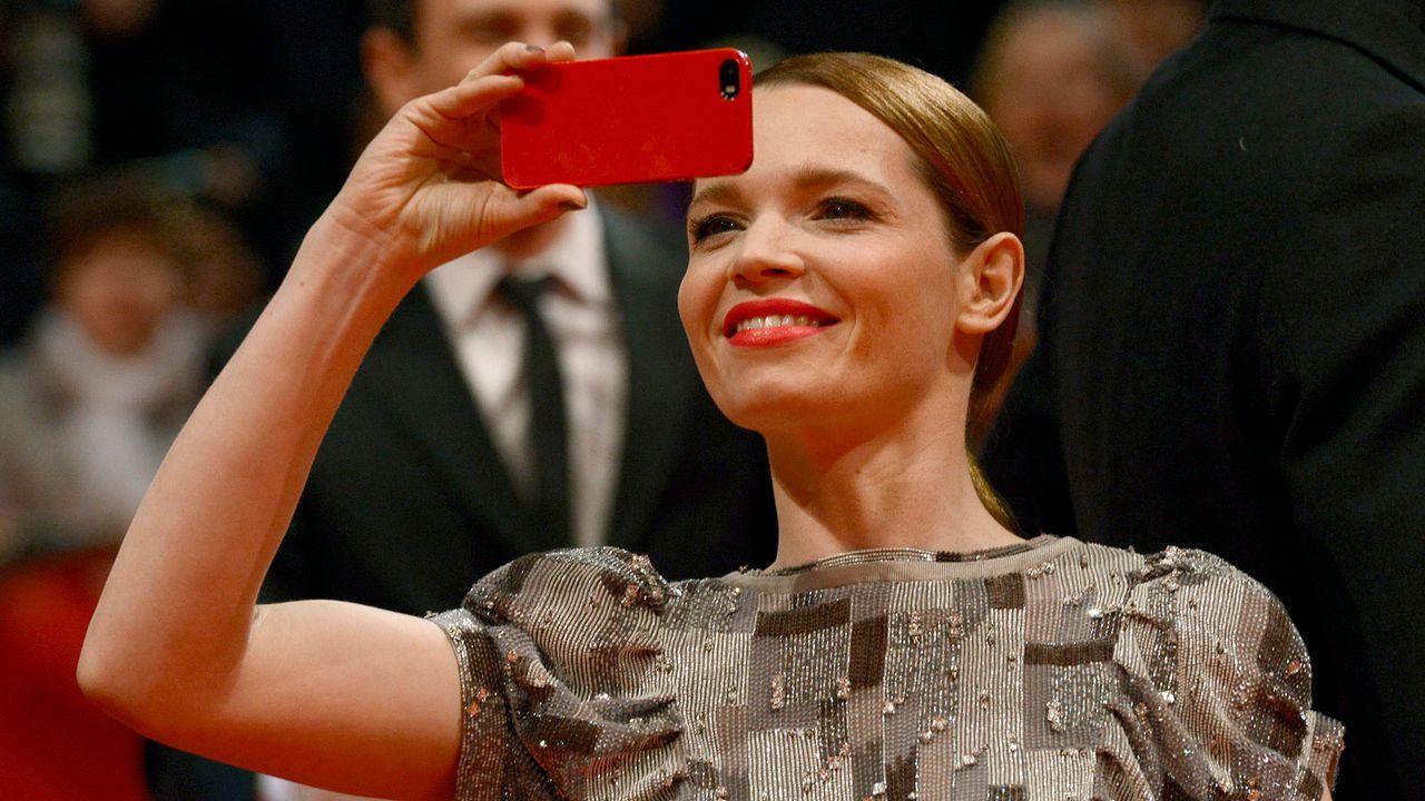 Berlinale-Karoline-Herfurth-14-02-06-AFP - Bildquelle: AFP