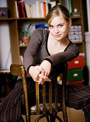 Sonja Bertram - Galerie - Hand aufs Herz - Bildquelle: Achim Hehn