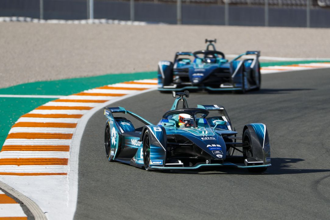 ran racing: Formel E - WM live aus Saudi-Arabien - Bildquelle: Sam Bloxham Courtesy of Formula E / Sam Bloxham