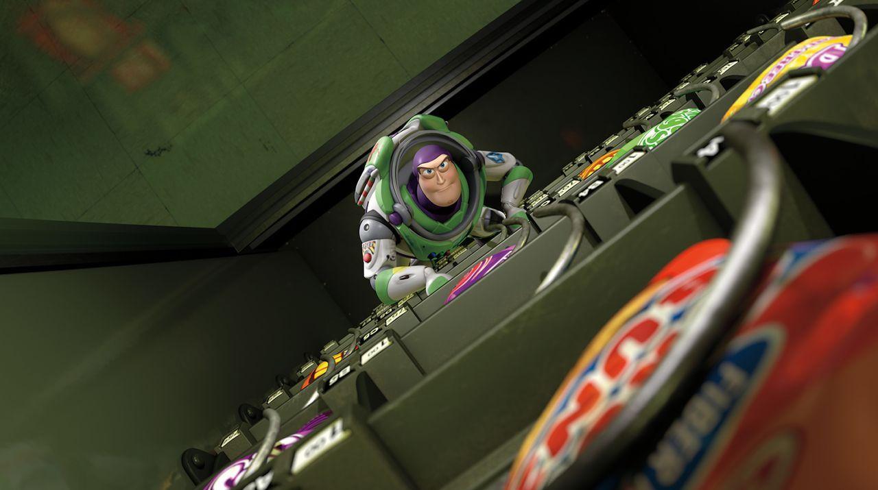 Buzz Lightyear - Bildquelle: Disney/Pixar