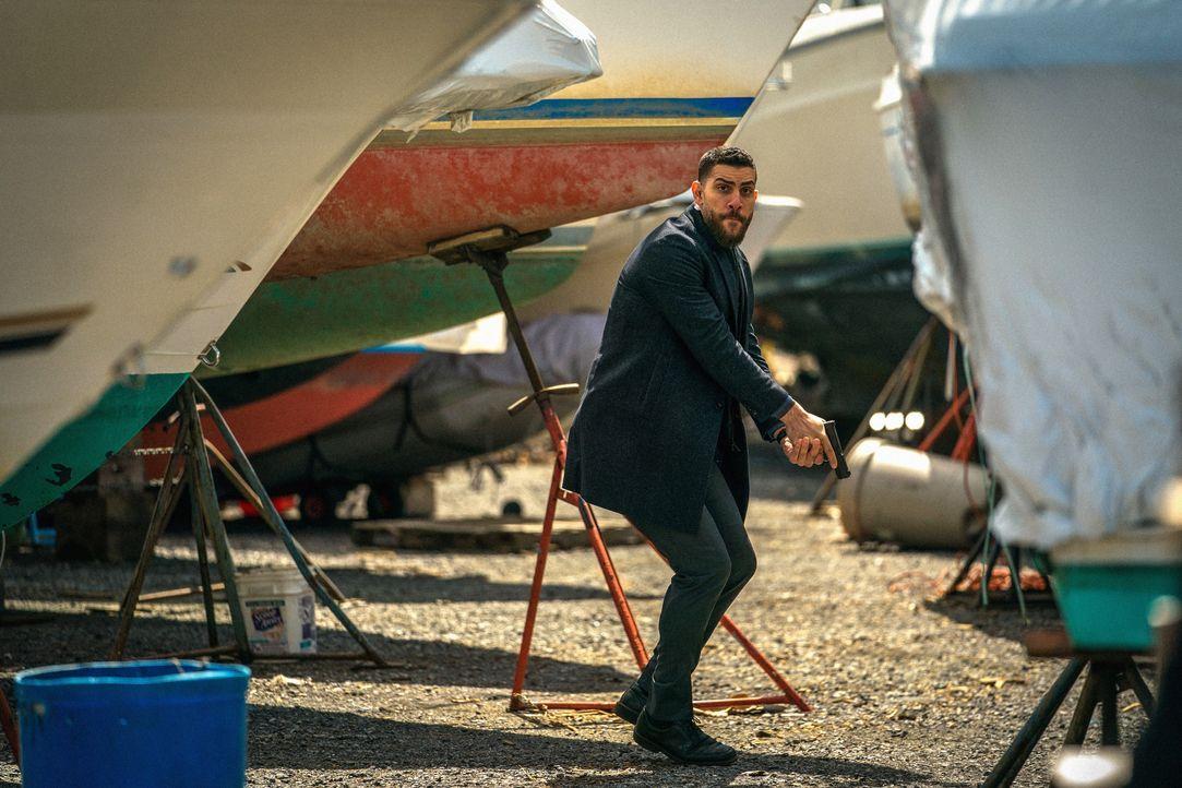 Omar Adom OA Zidan (Zeeko Zaki) - Bildquelle: Michael Parmelee 2019 CBS Broadcasting, Inc. All Rights Reserved / Michael Parmelee